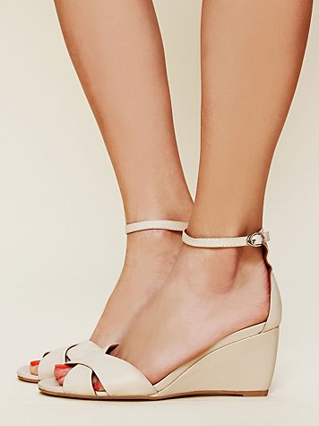 Jeffrey Campbell Dayton Mini Wedge Sandal