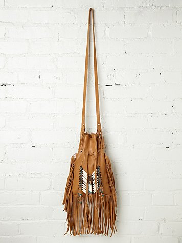 Equinox Beaded Crossbody