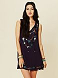 Eden Rock Embellished Tank Dress