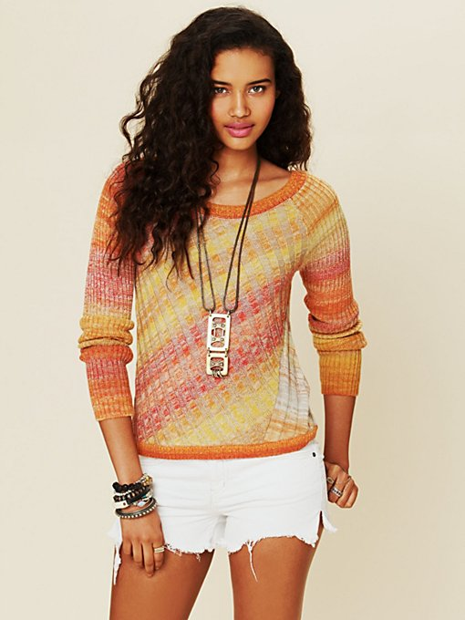 Multi Color Pullover
