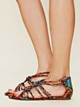 Newport Patterned Sandal