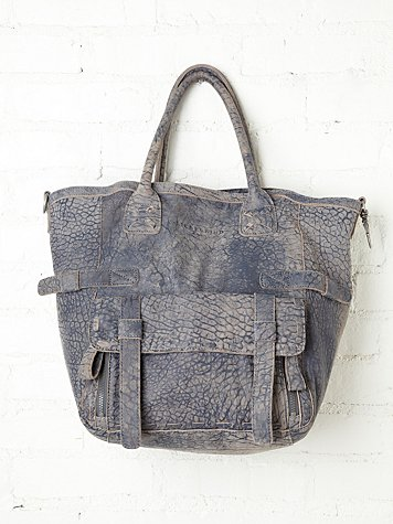 Liebeskind Lotta Distressed Tote