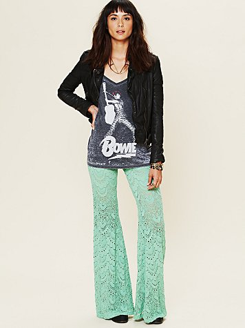 Nightcap Spanish Lace Pant