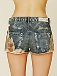 Niki Slouchy Oil Short