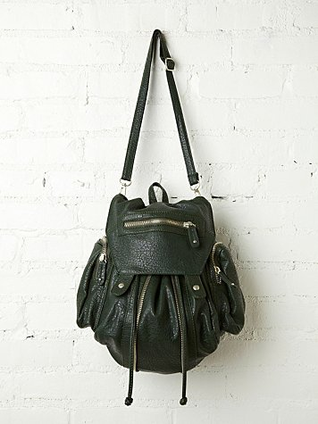 Free People Cavalier Convertible Backpack