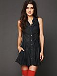 Williamsburg Dropwaist Shirt Dress