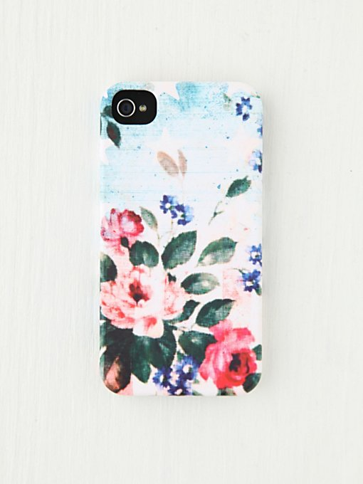 Printed iPhone 4/4S Case in iPhone-Cases