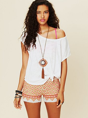 FP ONE Ipanema Embellished Short