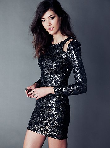 Royal Shineness Dress