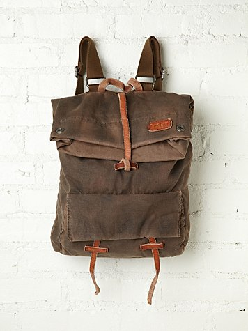 Bed | Stu Santa Cruz Backpack