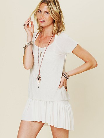 Free People Tied To You Tee