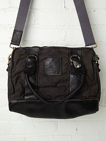 Campomaggi Camillo Distressed Satchel