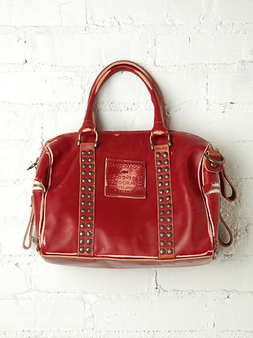 Benito Stud Satchel in accessories-bags-satchel