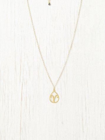Kris Nations Zodiac Necklace