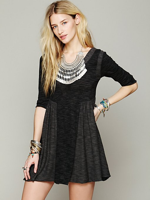 Good Morning Sunshine Dress in knit-jersey