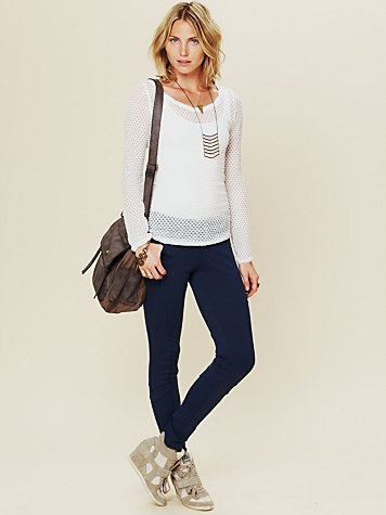 Free People Seams Cool Knit Legging