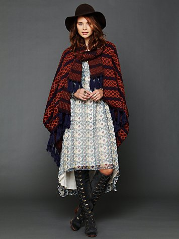Collection 18 Trekker Poncho