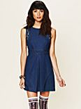 FP New Romantics Denim Dress