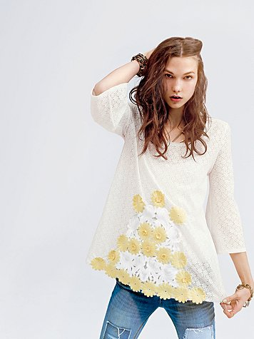 Free People Flower Child Tunic