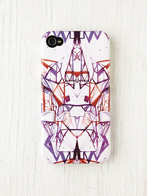 Illustrator iPhone Case