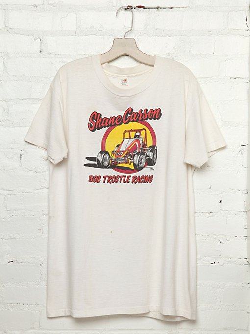 Vintage Shane Carson Graphic Tee in Vintage-Loves-vintage-tees