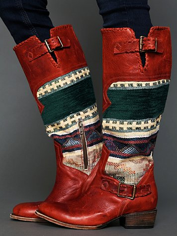 Freebird by Steven Quixote Blanket Boot