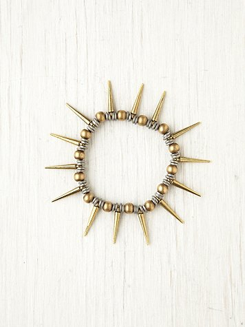 Vanessa Mooney Acacia Spike Bracelet