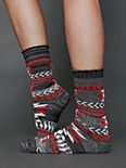 Southwestern Boot Sock