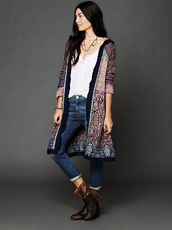 Free People Hooded Desert Drifter