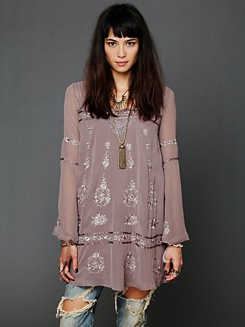 Free People Untold Secrets Dress
