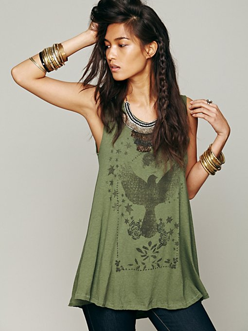 Free People We The Free Mystic Tank  in knit-tops