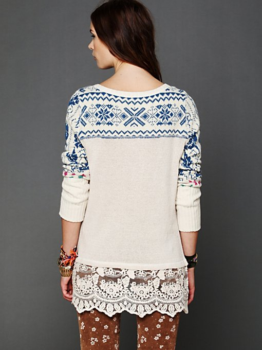 Cozy Time Tunic