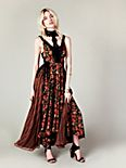FP New Romantics Black Magic Dress