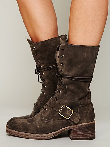 Officine Creative Legion Lace Mid Boot