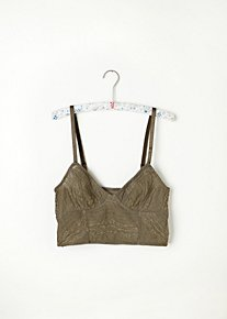 Lace Crop Bra in Intimates-the-lace-shop