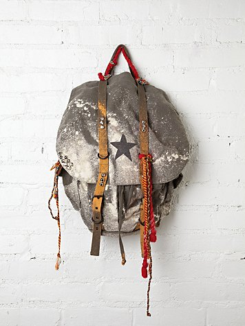 Katie Heart Josie Embellished Backpack