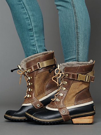 Sorel Conquest Weather Boot