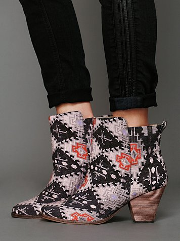 Ella Moss Moonstone Ankle Boot