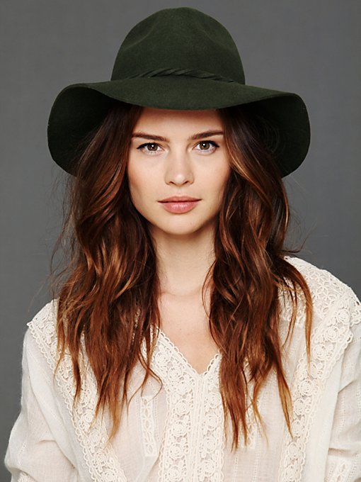 Clipperton Fedora in accessories-hats
