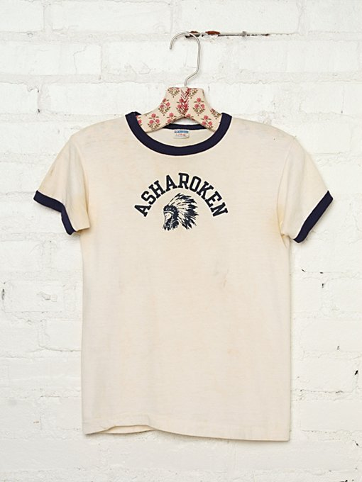 Vintage Asharoken Graphic Tee  in Vintage-Loves-vintage-tees