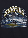 Vintage Surfer Hawaii Graphic Tee