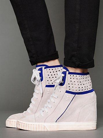 Jeffrey Campbell Cole Wedge Sneaker