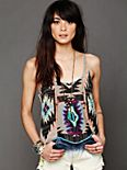 Pop Color Pattern Tank
