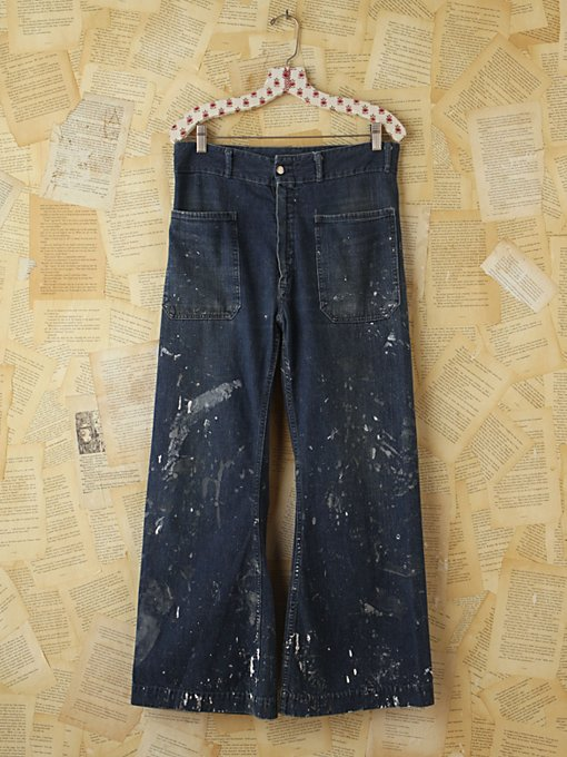 Free People Vintage High-Waisted Wide Leg Jeans in vintage-jeans