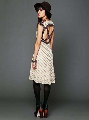 Free People Caravan Princess Dress at Free People Clothing Boutique :  bohemian free people