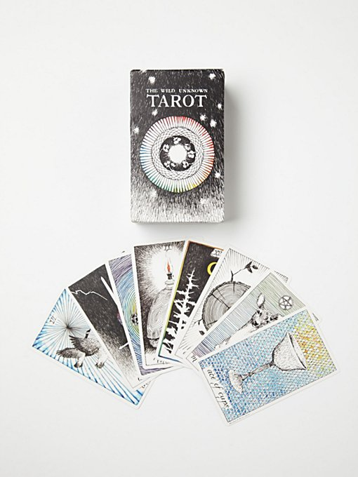 Tarot Cards in The-Perfect-Present