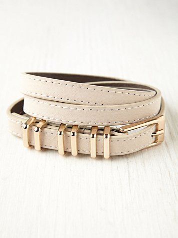 Free People Six Bar Belt