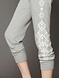 Side Printed Legging