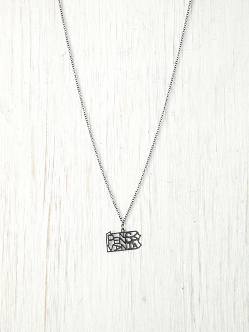American State Necklace in sale-sale-under-50