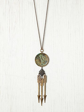 Arrow Drop Pendant